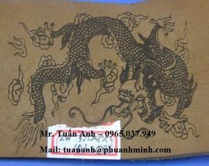 Dịch vụ khắc chữ logo hoa văn trên kim loại, thủy tinh, gỗ, da, giấy, mica…